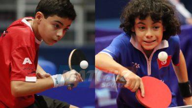 """صورة ثنائي """"الصيد"""" يتألق ومنافسة شديدة بين بلجيكيا والهند في دورة تنس الشبان بتونس"""